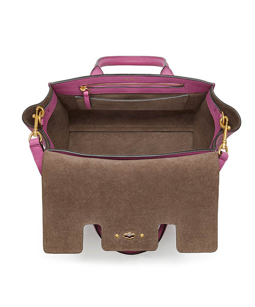 49b051646c0 ... hot mulberry bayswater with strap violet small classic grain hammonds  online store 3cd09 b02b6