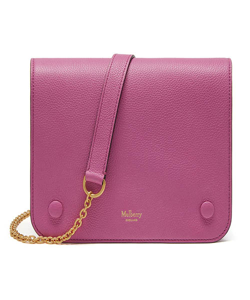 Mulberry Clifton Orchid Small Classic Grain - Hammonds Online Store 2d5f4bc108af9