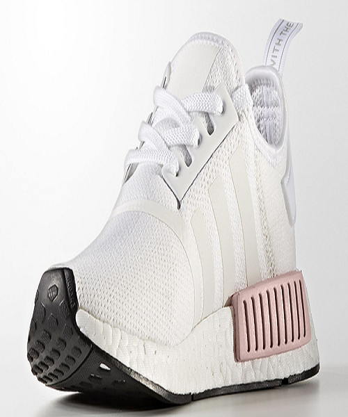 competitive price 0cdab 1b9f6 Adidas Originals NMD R1 - White Rose