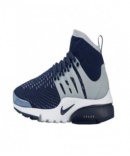 9c91bd7e0b90 NIKE AIR PRESTO FLYKNIT TRAINERS NAVY - Hammonds Online Store