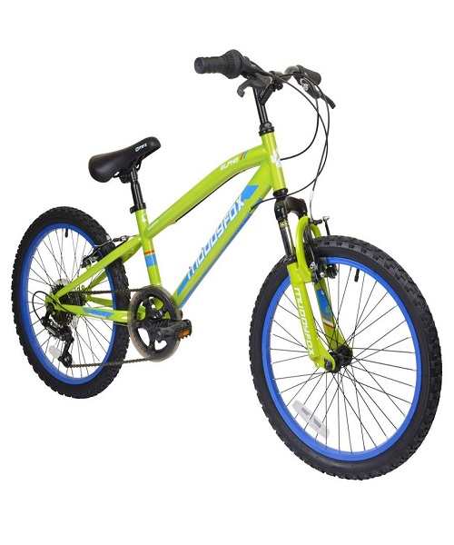 Muddyfox Alpha Mountain Bike 20 Inch - Hammonds Online Store