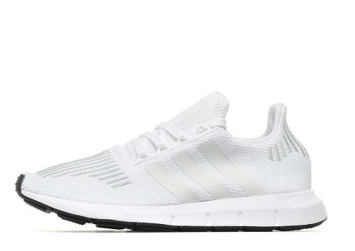 ebad4f22adf adidas Originals Swift Run Junior - White - Hammonds Online Store