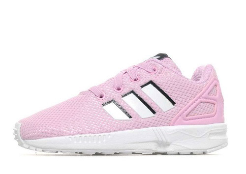 newest 4a9fc cb7fd adidas Originals ZX Flux Infant - Pink