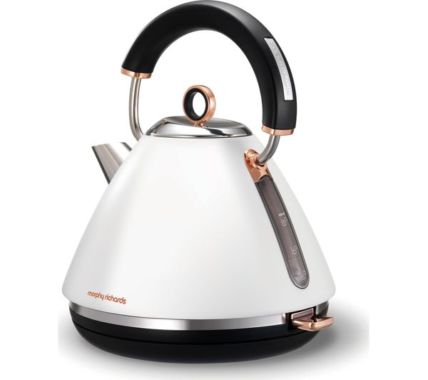Morphy Richards Store: Morphy Richards Accents Traditional Kettle