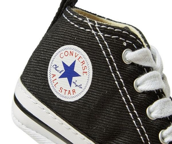 db65a425e7c7 Converse First Star Crib Infant - Black - Hammonds Online Store