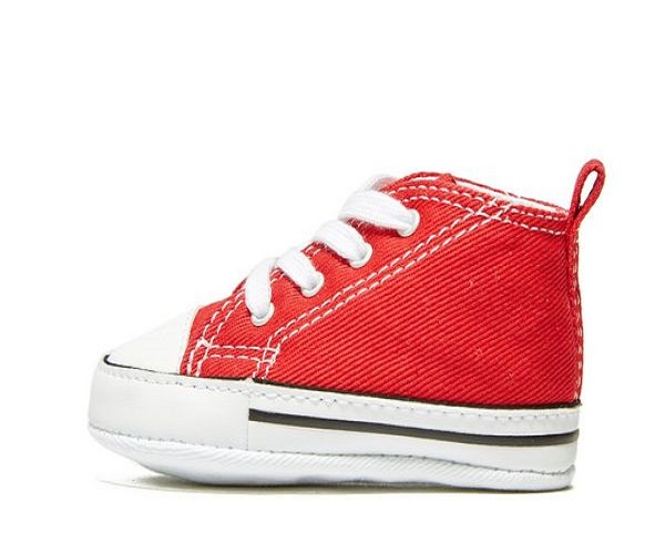 3057d36f1a459 Converse First Star Crib Infant - Red - Hammonds Online Store