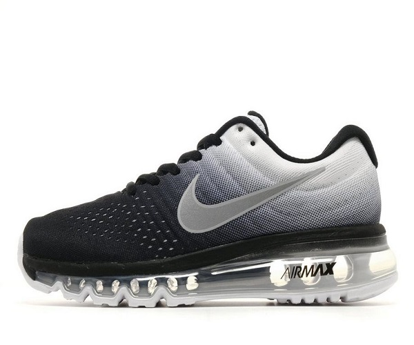 buy online 1ca0e be125 Nike Air Max 2017 Junior – Black   White - Hammonds Online Store