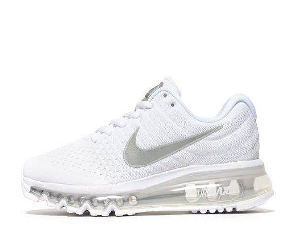 best website 1280e 0c3b9 Nike Air Max 2017 Junior - White - Hammonds Online Store