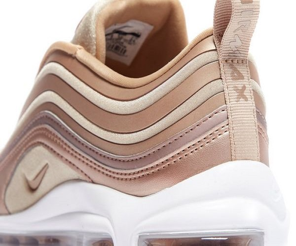 half off 7defa ac13a Nike Women's Air Max 97 Ultra - Rose Gold