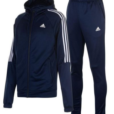 a49dd2a3a0f adidas Mens Focus Tracksuit - Navy - Hammonds Online Store