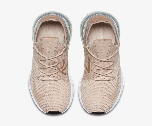 big sale 23a75 80ef4 Nike Air Max 270 Flyknit - Desert Dust & Particle Beige