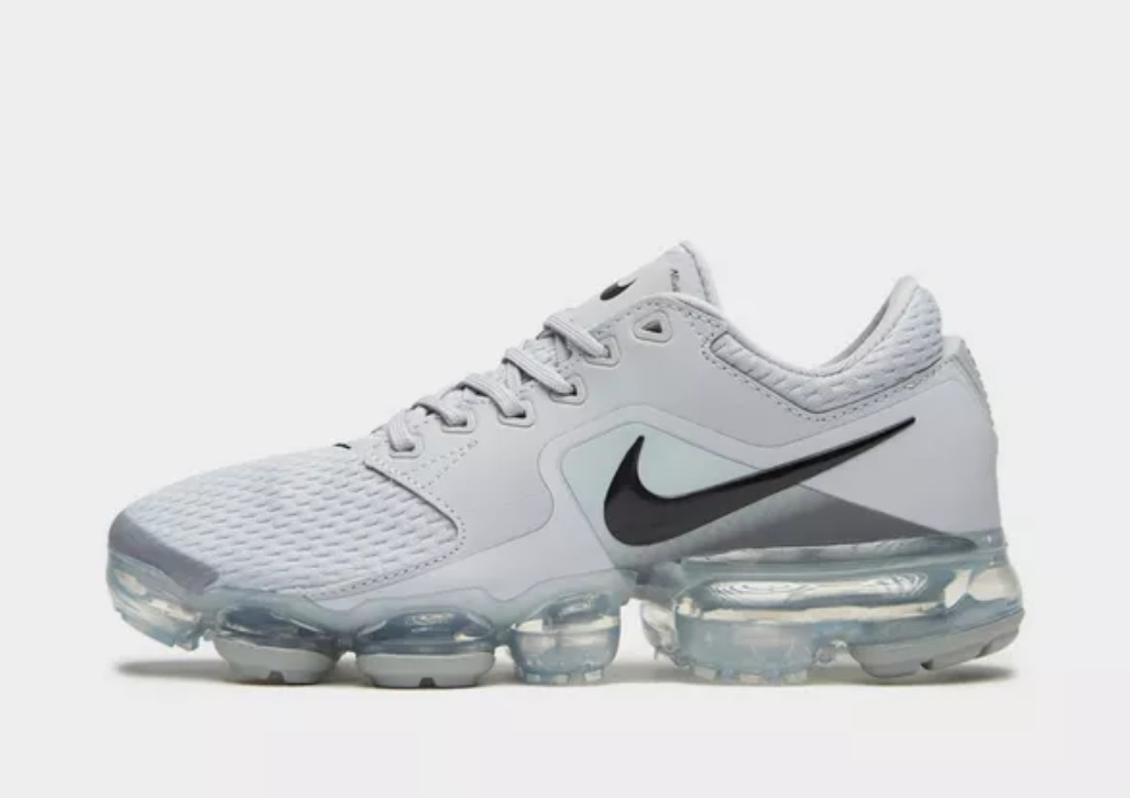 bd0556cfc641a1 Nike Air VaporMax Junior - White   Black - Hammonds Online Store