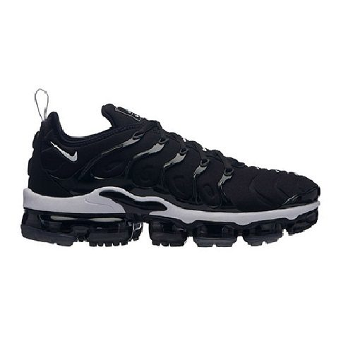 low priced c1cf5 f465f Nike Womens Air Vapormax Plus - Black & White
